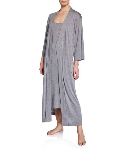 Shangri-La Jersey Tank Nightgown and Matching Items