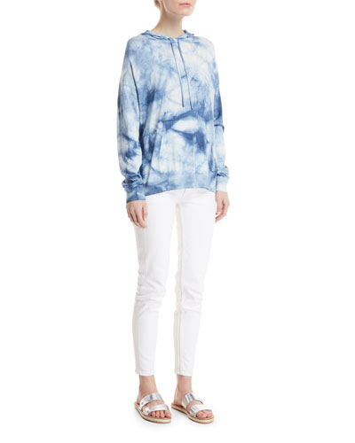 Long-Sleeve Tie Dye Hoodie  and Matching Items