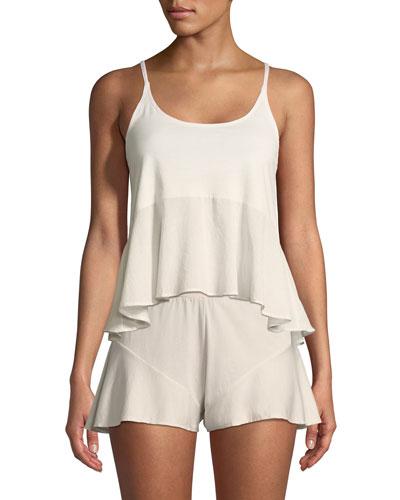 Lorna Pima Cotton Lounge Shorts and Matching Items