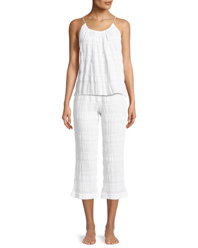 Nelly Cotton-Blend Lounge Pants and Matching Items