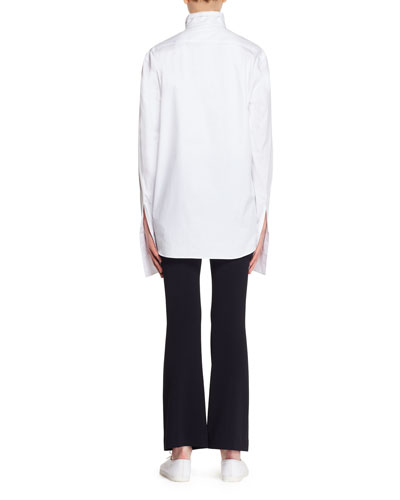 Beca Side-Zip Flared-Leg Pants and Matching Items