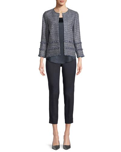 Aisha Exhibition Tweed Jacket and Matching Items