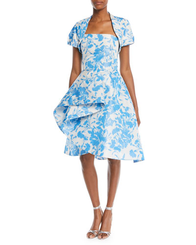 monique lhuillier cocktail dresses