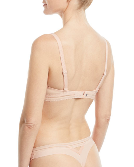 Lima Sheer Wireless Triangle Bra