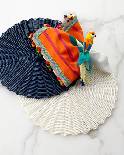 Jaipur Pompom Napkin and Matching Items