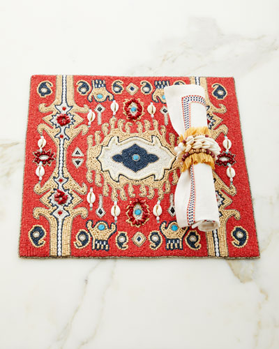 Nomad Napkin  and Matching Items