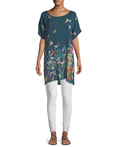 Longstar Hummingbird Tunic  and Matching Items