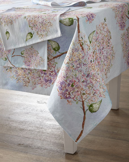 Beautiful Blooms Dining Tablecloth
