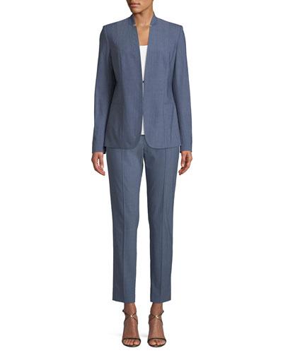 Tori Wool-Blend Jacket and Matching Items