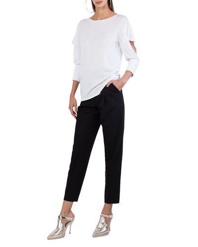 Fred Cropped Chino Pants and Matching Items