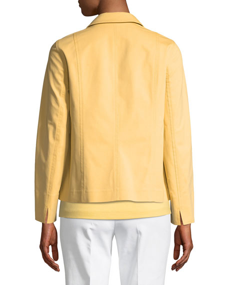 Chrissy Fundamental Bi-Stretch Jacket