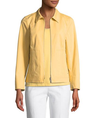 Chrissy Fundamental Stretch Jacket and Matching Items