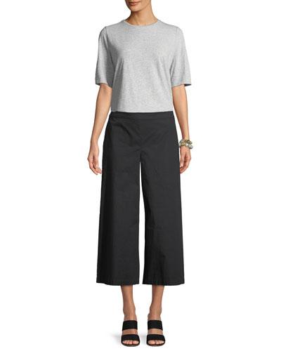 Mélange Organic Cotton Shirt and Matching Items