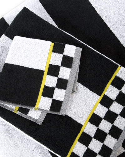 Courtly Stripe Hand Towel  and Matching Items