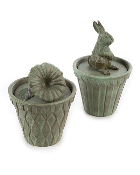Rabbit Citronella Candle