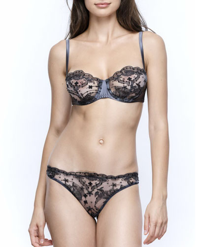 La Nymph Balconette Bra and Matching Items