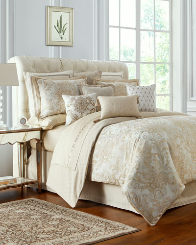Annalise Queen Comforter Set  and Matching Items