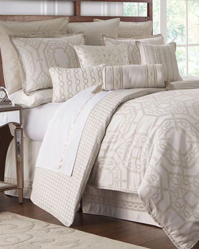 Lancaster Queen Comforter Set  and Matching Items