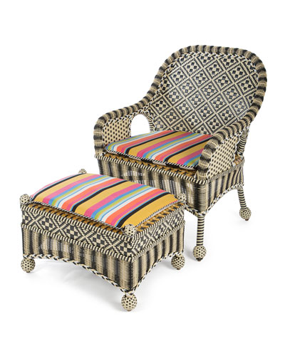 Courtyard Outdoor Chair  and Matching Items