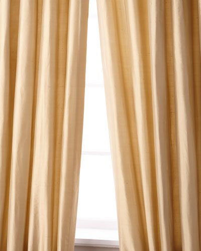 Palace Silk Curtain  90L  and Matching Items