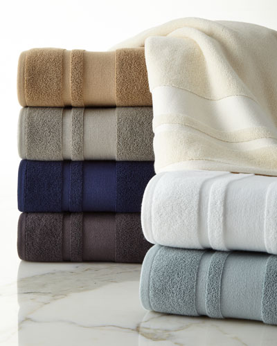Wilton Bath Towel and Matching Items