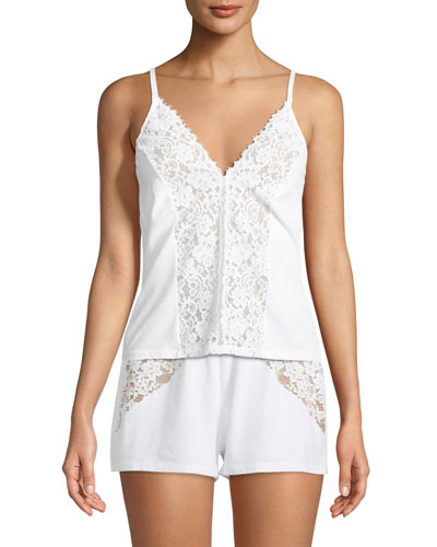 Jazmine Lace-Trim Camisole and Matching Items