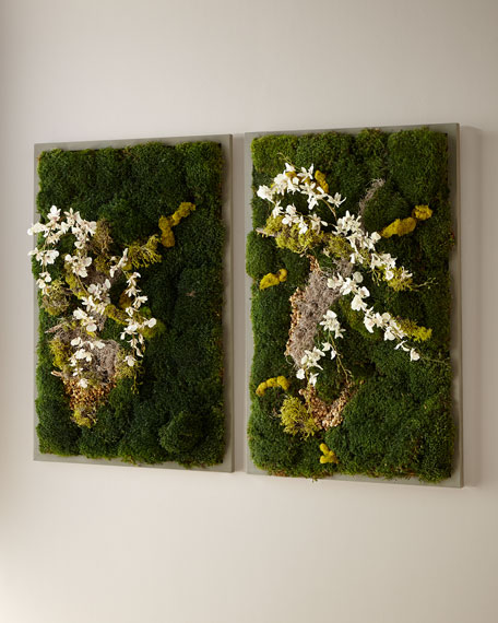 Forrest Escape  Wall Art
