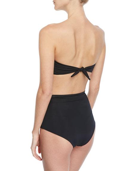 Abigail Bandeau Swim Top
