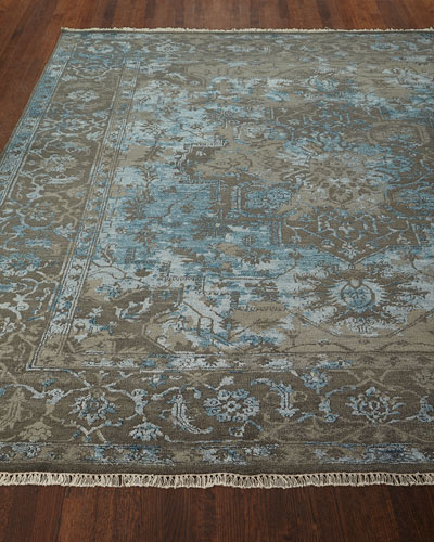 Oath Veil Hand-Knotted Rug