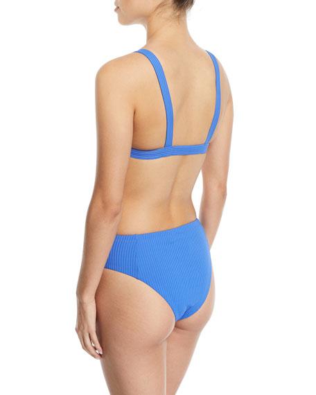Neutra Triangle Swim Top