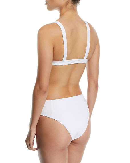 Neutra Triangle Swim Top