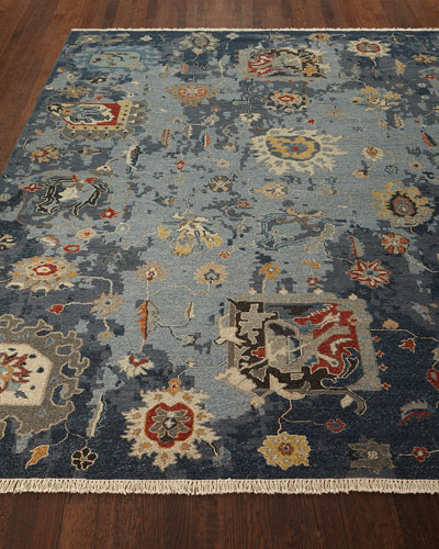 Briley Soumak Weave Hand-Knotted Rug, 8' x 10'  and Matching Items
