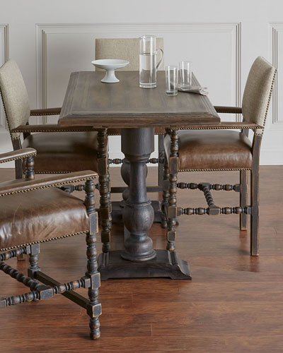 Hooker Furniture Casella Friendship Table