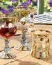 Foxtrot Martini Glass