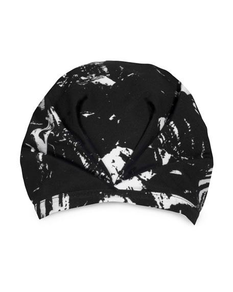 The Noir Shower Cap