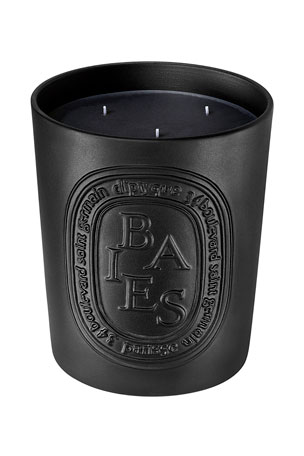 Diptyque 5.1 oz. Baies Room Spray Baies / Berries Scented Oval Black Baies Scented Candle