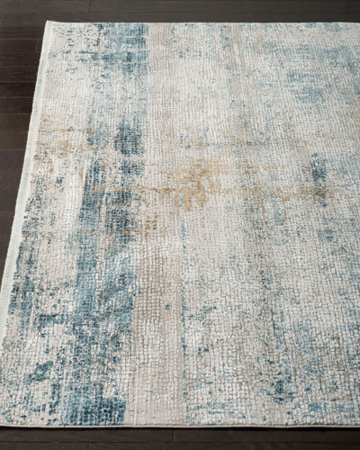 Luisa Power-Loomed Rug, 4' x 6' and Matching Items