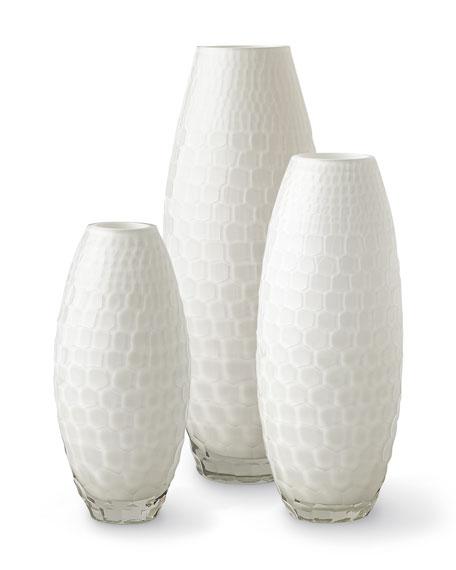 Small Ombari Honeycomb Vase
