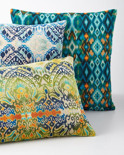 Patterned Pillow  and Matching Items