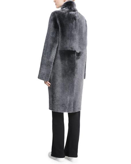 Brittanny Sheepskin Coat