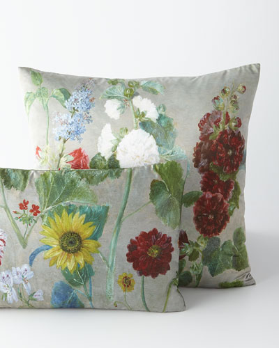 Delacroix Trio Pillow  and Matching Items