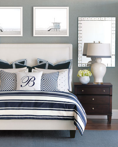 Summerhouse Queen Duvet Cover and Matching Items