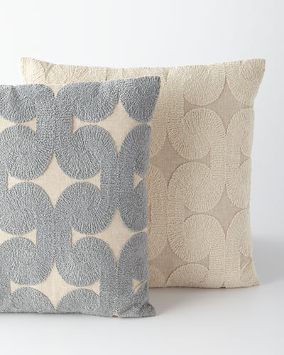 Rhea Knife Edge Pillow  and Matching Items