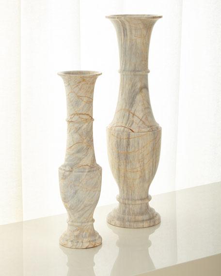 Century Marble Jardiniere Small Vase