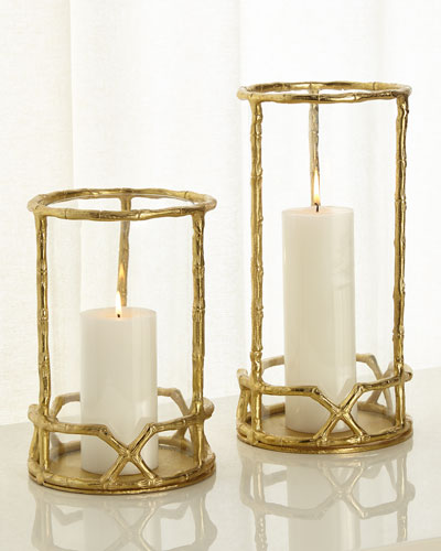 Enchanted Flame Short Candleholder and Matching Items