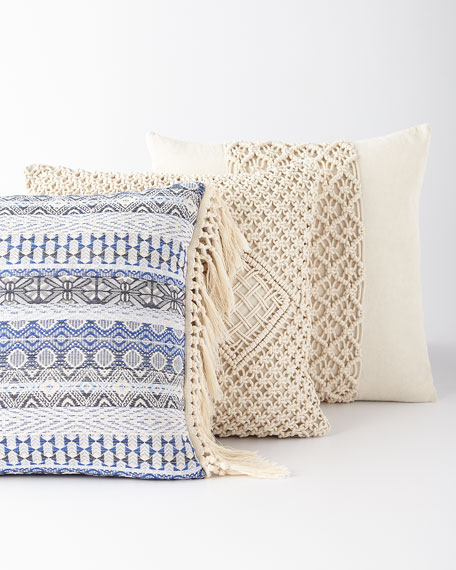 Bohemian Handmade Pillow