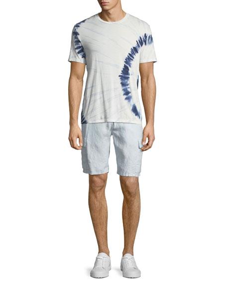 Men's Tie-Dye Crewneck T-Shirt