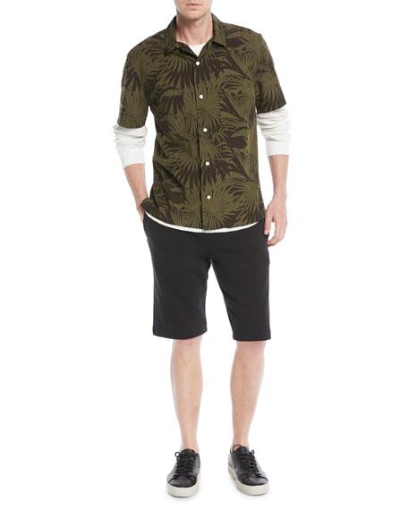 Men's Palm Leaf Cabana Shirt