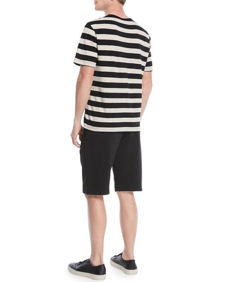 Men's Striped Jersey T-Shirt
