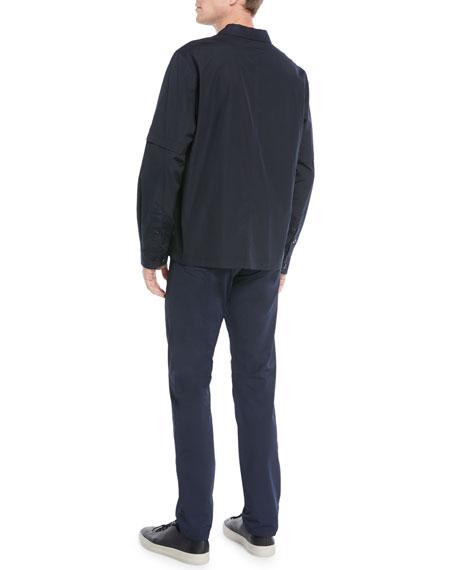 Men's Short-Sleeve Pima Crewneck Jersey T-Shirt
